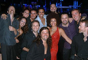 Lionel Richie & Adika Pongo